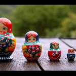 Russian Dolls by byjoelodge on Flickr